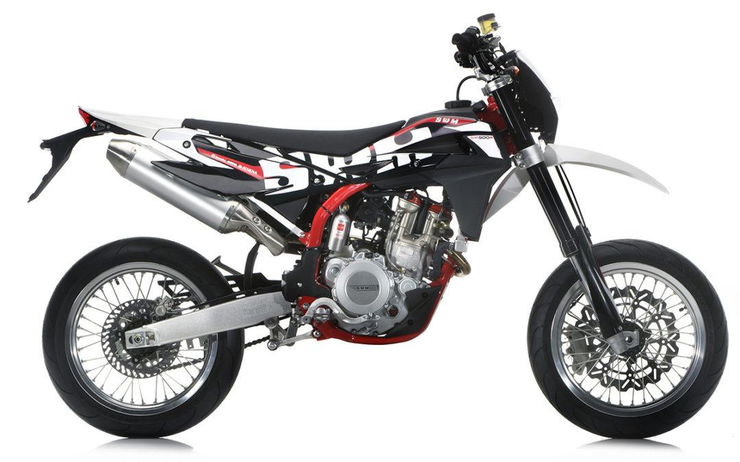SM 500 R euro4