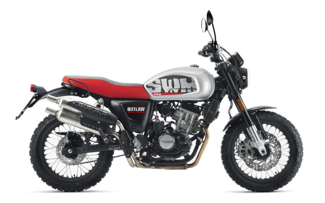 SWM Outlaw 125