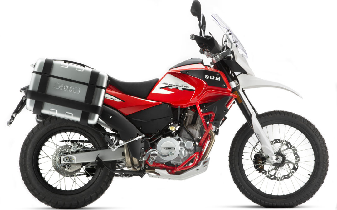 SWM Motorcycles Superdual 650 X
